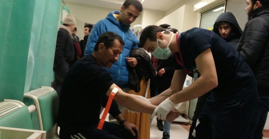 Devlet Hastanesinde Domuz Gribine Karşı Gerekli Tedbir Alındı