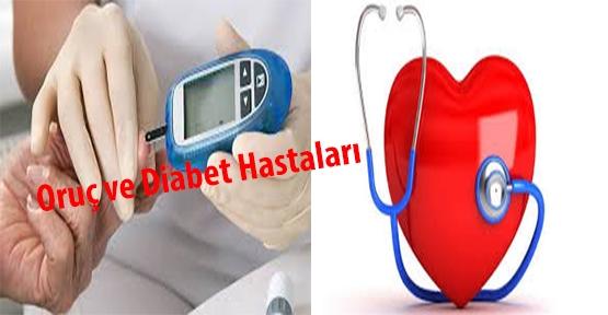 Dr. Arık; Diyabet Hastaları Hekime Danışarak Oruç Tutabilir