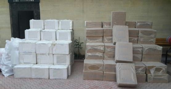 Emniyet 87.500 Paket Gümrük Kaçağı Sigara' Yakaladı