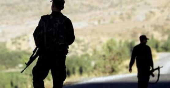 Eruh'ta Askere Silahlı Saldırı!