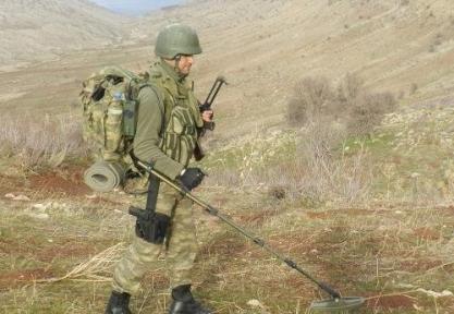 Eruh'ta Bulunan Patlayıcı Madde Uzman Ekipler Tarafından Patlatıldı