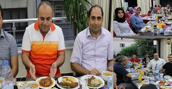 Genel Sekreterlik Çalışanları İftar Yemeğinde Buluştu
