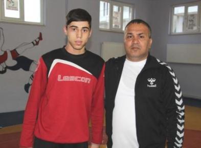 Güreş Gençler Grekoromen Stil Türkiye Birinciliği Yarışmaları