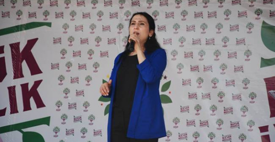 HDP Eşbaşkanı Yüksekdağ,Siirt'e Gelecek