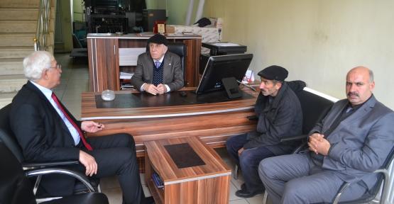 İl Milli Eğitim Müdürü Fethi Suay'dan Gazeteciler Günü Kutlaması
