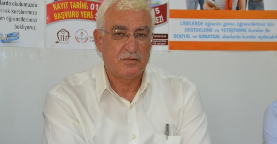"""İl Milli Eğitim Müdürü Suay """"Öğrencilere Şefkat ve Merhametle Yaklaşılması Gerekir"""""""
