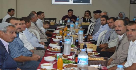 Kaymakam Ufuk Akıl, Şehit ve Gazi Aileleri ile İftar Yemeğinde Buluştu