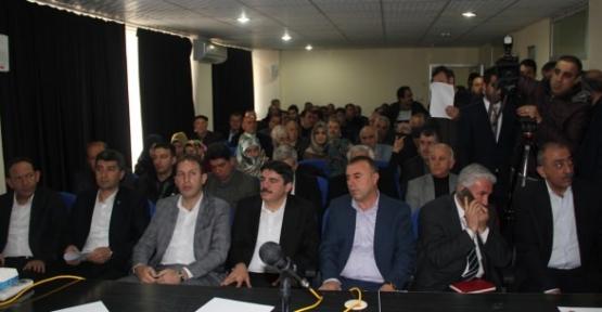 Kurtalan'da AK Parti İlçe Danışma Meclisi Toplantısı Yaplıdı
