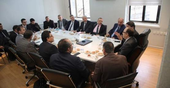 Milletvekilimiz Yasin Aktay'ın Girişimiyle Yabancı Yatırımcılar İlimize Geldi