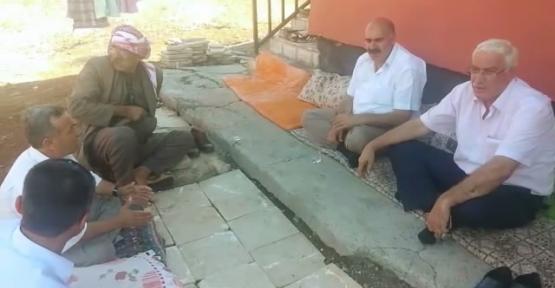 MİLLİ EĞİTİM MÜDÜRÜ SUAY, ŞENGAL KAMPINI ZİYARET ETTİ
