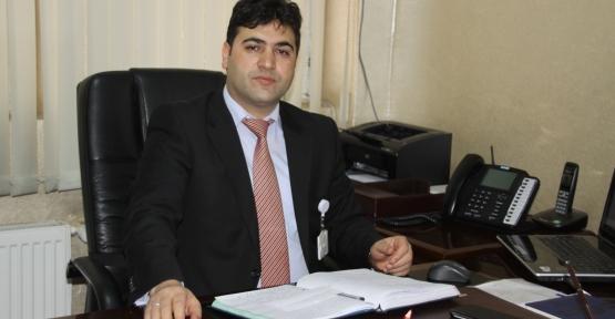 Ömer Ebrem, Aydın Ağız ve Diş Sağlığı Hastanesine Müdür Olarak Atandı