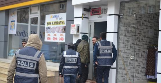 Paralel Devlet Yapılanmasına Yönelik Operasyonda Birçok Belgeye El Koyuldu