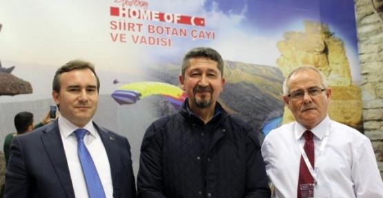 Rıdvan Şükür, Siirt'te Akabe Yolu'nda Yürümeye Davet edildi