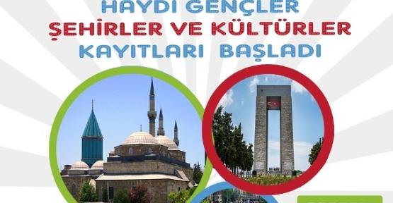 Şehirler ve Kültürler Gezisi İçin Kayıtlar Başladı