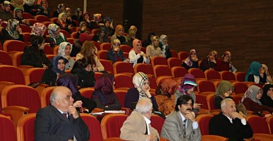 """Siirt Üniversitesinde """"Dinlerde İntihar"""" Konulu Seminer Düzenlendi"""