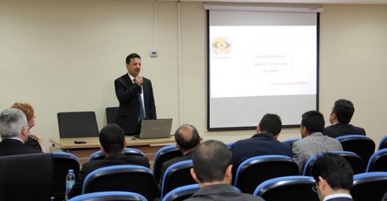 Siirt Üniversitesinde Okul Müdürleri ve Rehber Öğretmenlere Yönelik Tanıtım Toplantısı Düzenlendi