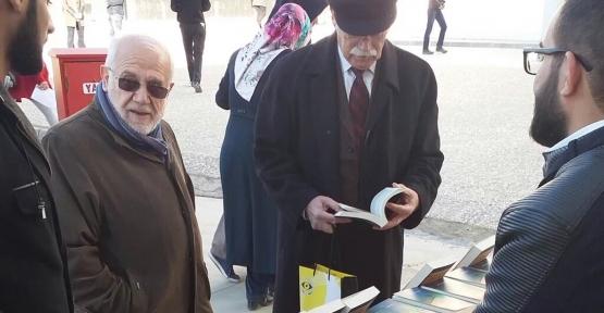 Siirt Üniversitesinde Siyer Sınavı İçin Stant Açıldı