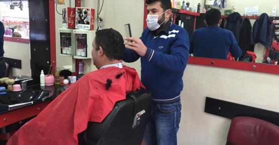 Siirtli Berberden Domuz Gribine Maskeli Önlem