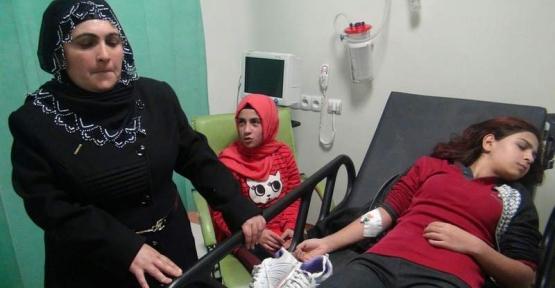 Siirt'te İki Öğrenciye Çarpan Sürücü Kaçmaya Çalışırken Yakalandı