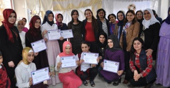 Siirt'te Kadın Emeği Sergisi Açıldı