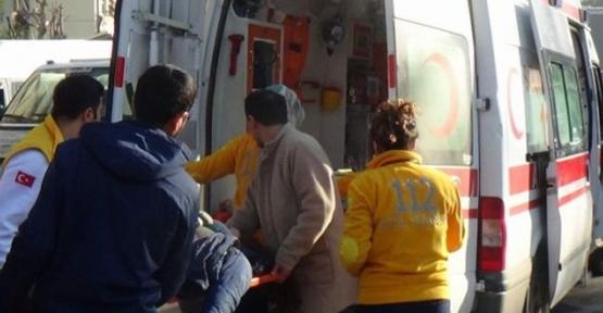 Siirt'te Meydana Gelen Trafik Kazalarında 5 Kişi Yaralandı