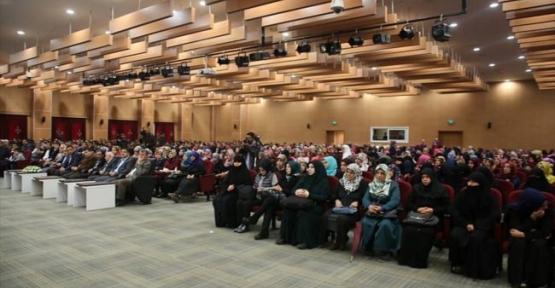 """Siirt'te """"Resullah'ın Evrensel Çağrısı ile Çağını Kuracak Gençlik"""" Konferansı"""