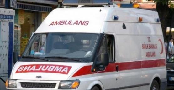 Siirt'te Soluk Borusuna Leblebi Kaçan Çocuk Öldü