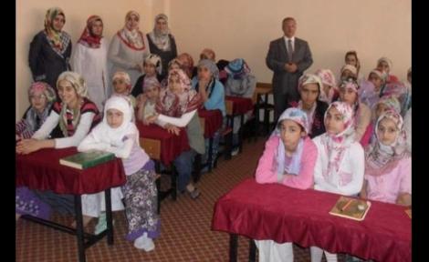 Siirt'te Yaz Kur'an Kursları Başladı