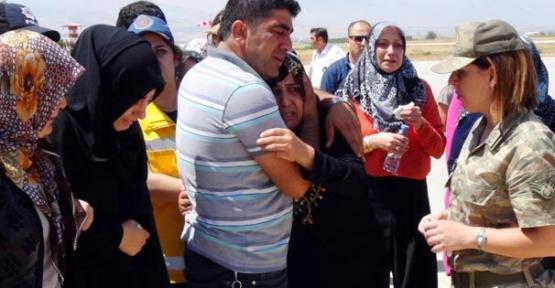 Siirt'ten Geriye Yürek Burkan Hikayeler Kaldı