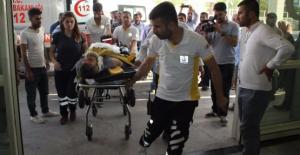 Şirvan'da Trafik Kazası: 4 Yaralı