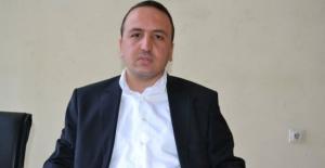 Diyanet-Sen Siirt il Başkanı Hamit Evin,...