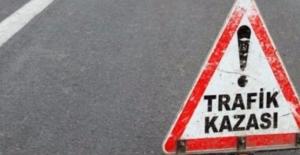 Kurtalan'da Zincirleme Trafik Kazası