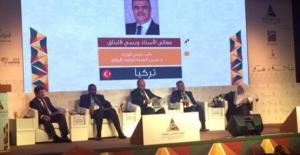 Milletvekilimiz Aktay,  Suudi Arabistan'da Konferansa Katıldı