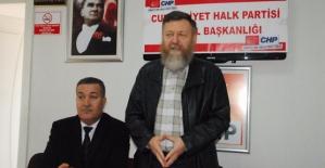 CHP Milletvekili Aytuğ Atıcı Siirtte
