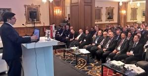 İş Dünyası Siirt TSO Öncülüğünde İstanbul'da Buluştu