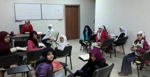 Siirt Gençlik Merkezinde Kur'an-ı...