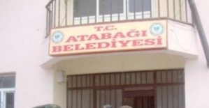 Atabağı DBP#039;li Belediye Başkanı...