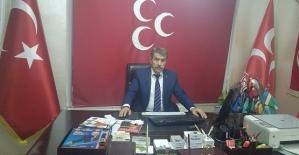 MHP İl Başkanı Cantürk'ten 8 Mart...