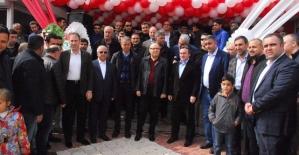 Murat Market Kooperatif Mahallesindeki Şubesinin Açılışı Yapıldı