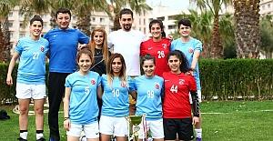Siirt Üniversitesi Bayan Futsal Takımı...