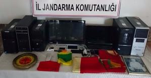 Terör Operasyonunda 8 Tutuklama