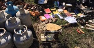 Eruh Kırsalında Çok Sayıda Mühimmat ve Yaşam Malzemesi Ele Geçirildi