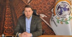 Siirt TSO Başkanı Kuzu, Siirt'in Sorunlarını Emine Erdoğan'a İletti