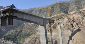 Türkiye'de Bir İlk Olacak Konsol Viyadüklü Asma Köprü Beğendik Beldesinde Yapılıyor