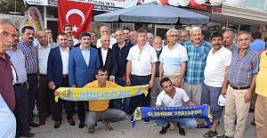 Aktay, Siirt Vakfının Armutlu Şubesinin Açılışını Yaptı