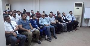 """""""KOBİ Gelişim Destek Programı"""" Tanıtım Toplantısı Yapıldı"""