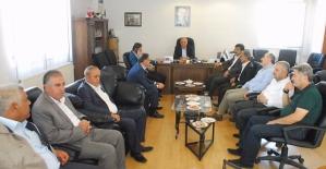 DİCLESİFED Kemal Bilim Başkanlığında Siirt'te Toplandı