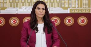HDP Siirt Milletvekili Besime Konca'nın Vekilliği Düşürüldü
