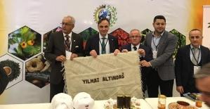 Mardin'deki Coğrafi İşaretler Sempozyumu'na Siirt TSO'da Katıldı