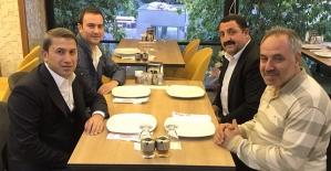 Siirt TSO Başkanı Güven Kuzu,Esnaf Ziyaretlerinde Bulundu
